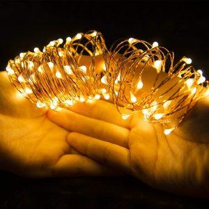 Toplus: guirlande lumineuse pour Noël et soirées